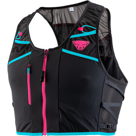 Dynafit Alpine Chaleco running, black out/pink